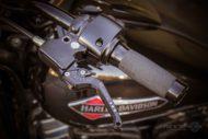 Harley-Davidson Softail Slim Modell 2018 - Kupplungshebel