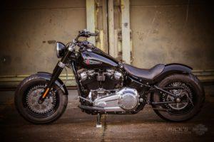 Harley-Davidson Softail Slim Modell 2018 - 010