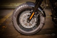 Harley-Davidson Softail Slim Modell 2018 - Ricks Vorderrad