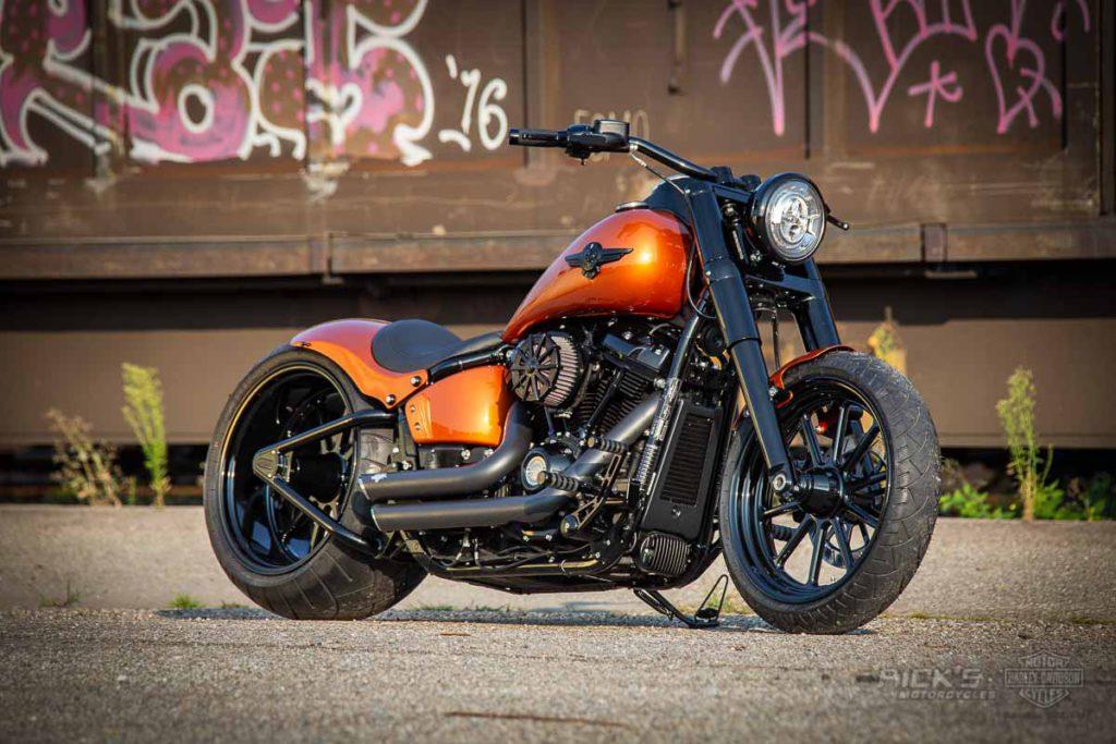Milwaukee Eight Softail 300 Ricks Motorcycles Harley Davidson