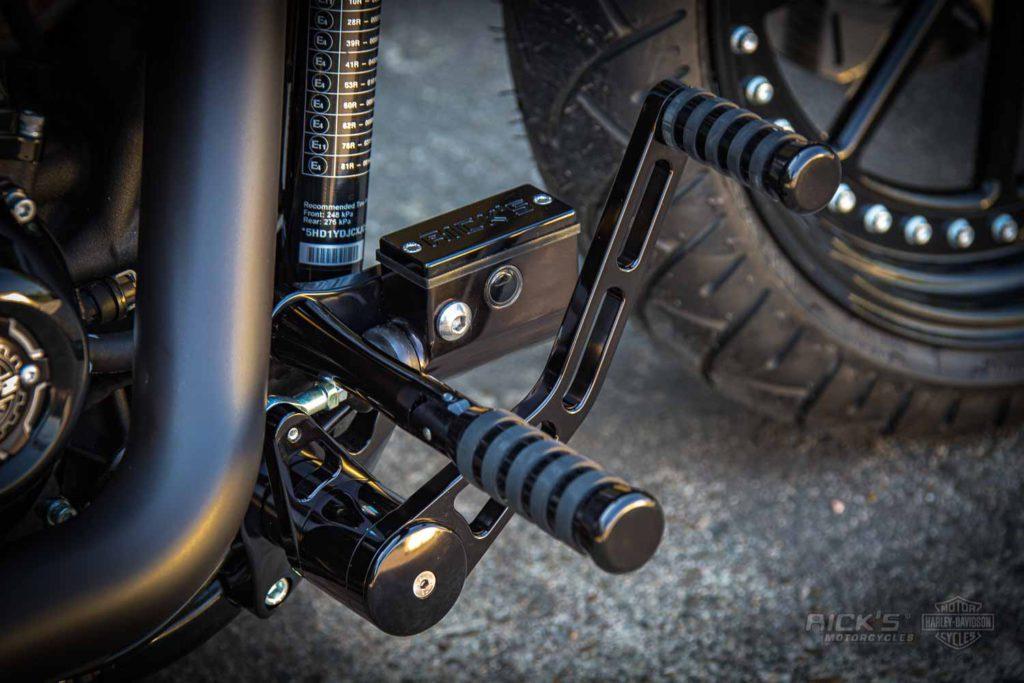 Shades of Grey | Rick`s Motorcycles - Harley Davidson- Baden