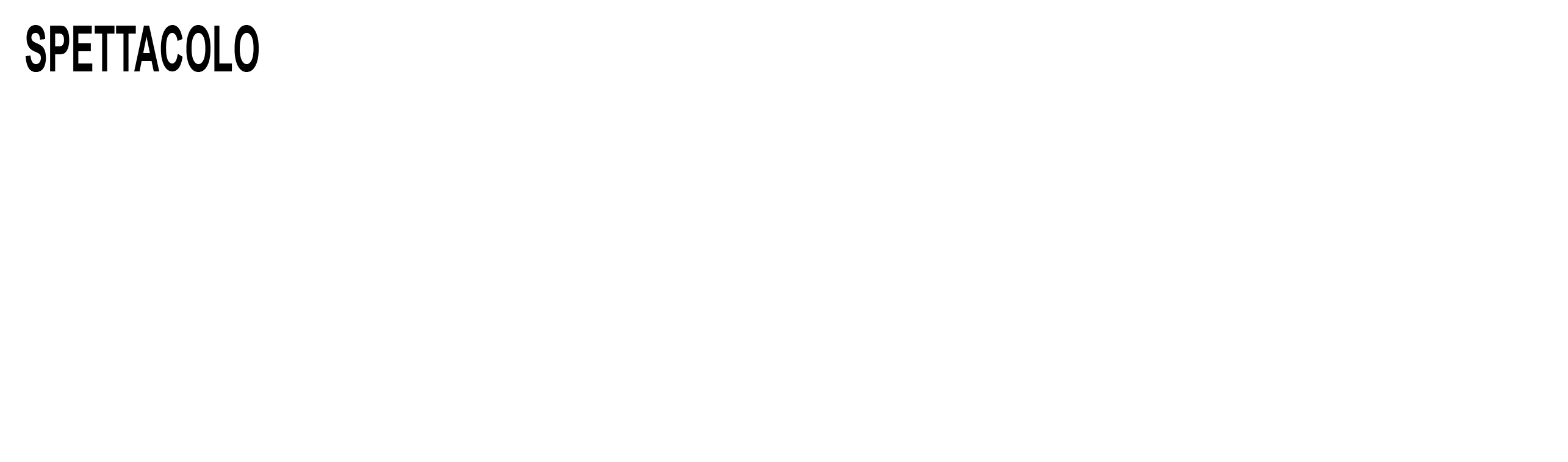 003 Spettacolo