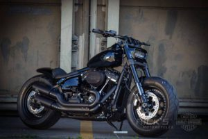 Harley Davidson Fat Bob Milwaukee Eight Custom 001 Kopie