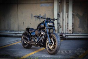Harley Davidson Fat Bob Milwaukee Eight Custom 004 Kopie