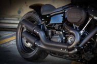 Harley Davidson Fat Bob Milwaukee Eight Custom 007 Kopie