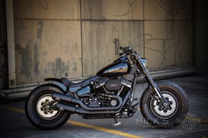 Harley Davidson Fat Bob Milwaukee Eight Custom 010 Kopie