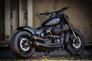 Harley Davidson Fat Bob Milwaukee Eight Custom 016 Kopie