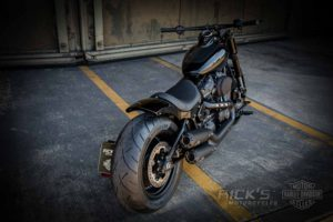 Harley Davidson Fat Bob Milwaukee Eight Custom 018 Kopie