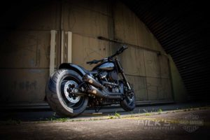 Harley Davidson Fat Bob Milwaukee Eight Custom 020 Kopie