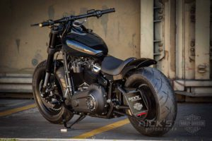 Harley Davidson Fat Bob Milwaukee Eight Custom 027 Kopie