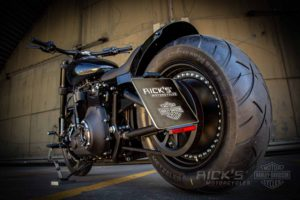 Harley Davidson Fat Bob Milwaukee Eight Custom 029 Kopie