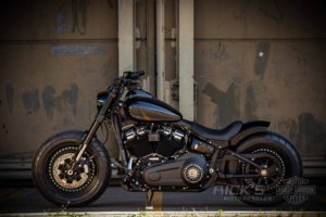 Harley Davidson Fat Bob Milwaukee Eight Custom 038 Kopie