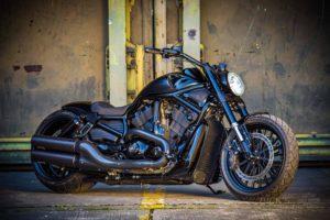 Harley Davidson VRod Custom Ricks 001 Kopie
