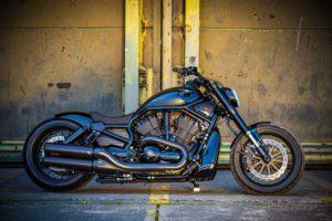 Harley Davidson VRod Custom Ricks 009 Kopie