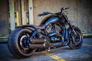 Harley Davidson VRod Custom Ricks 019 Kopie