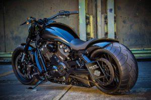 Harley Davidson VRod Custom Ricks 035 Kopie