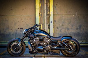 Harley Davidson VRod Custom Ricks 044 Kopie