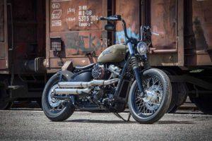 Harley Davidson Street Bob Milw 8 Ricks Bobber106