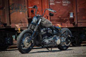 Harley Davidson Street Bob Milw 8 Ricks Bobber154