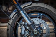 Harley Davidson FXDR grey Custom Ricks 006