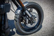 Harley Davidson FXDR grey Custom Ricks 007