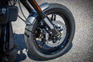 Harley Davidson FXDR grey Custom Ricks 007