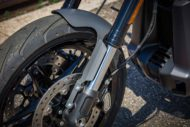Harley Davidson FXDR grey Custom Ricks 044