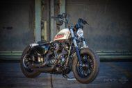 Harley Davidson Sportster Bobber Custom Ricks 006