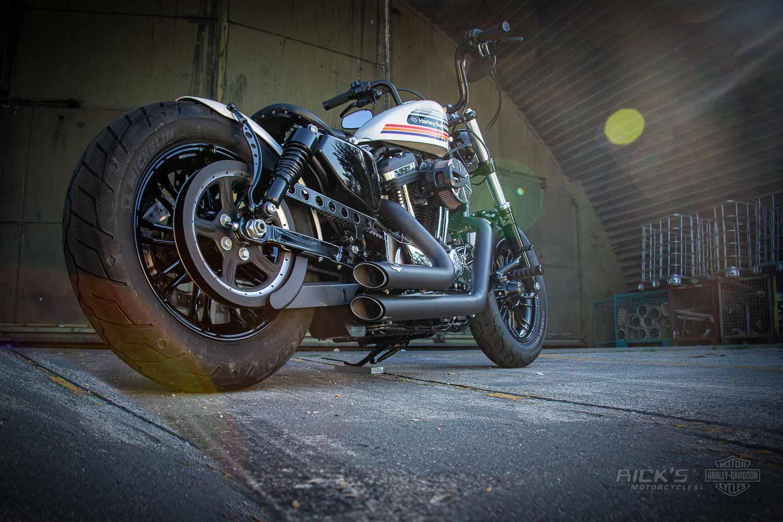 Harley Davidson Sportster Bobber Custom Ricks 091