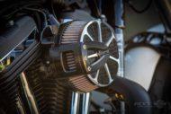 Harley Davidson Sportster Bobber Custom Ricks 098