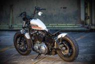 Harley Davidson Sportster Bobber Custom Ricks 129