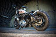 Harley Davidson Sportster Bobber Custom Ricks 169