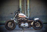 Harley Davidson Sportster Bobber Custom Ricks 174