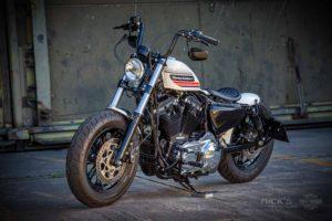 Harley Davidson Sportster Bobber Custom Ricks 206