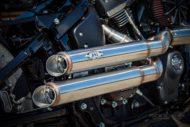 Harley Davidson Street Bob grey Custom Ricks 055