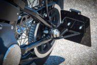 Harley Davidson Street Bob grey Custom Ricks 061