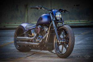 Harley Davidson Breakout 300 Custom Ricks 009