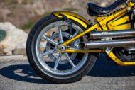Harley Davidson Softail Slim Bobber 008
