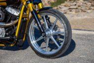 Harley Davidson Softail Slim Bobber 014