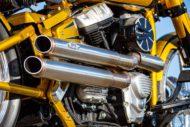 Harley Davidson Softail Slim Bobber 041