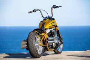 Harley Davidson Softail Slim Bobber 060 Kopie