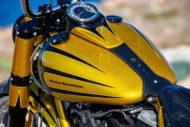 Harley Davidson Softail Slim Bobber 088