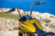 Harley Davidson Softail Slim Bobber 095