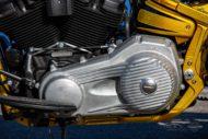 Harley Davidson Softail Slim Bobber 109