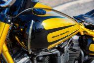 Harley Davidson Softail Slim Bobber 113
