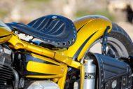 Harley Davidson Softail Slim Bobber 121