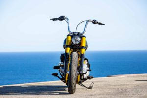 Harley Davidson Softail Slim Bobber 128