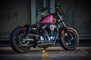 Harley Davidson Sportster Bobber 014 Kopie 1