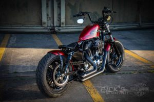 Harley Davidson Sportster Bobber 016 Kopie 1