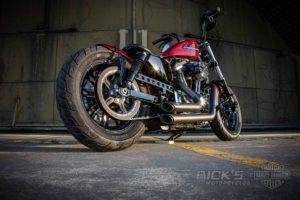 Harley Davidson Sportster Bobber 020 Kopie 1